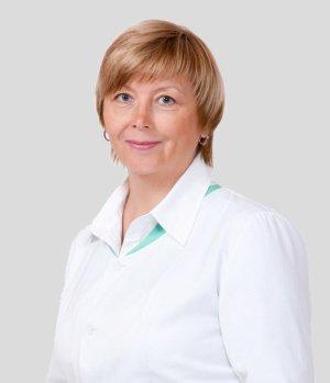 Чувашова Любовь Александровна