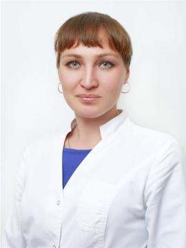 Федотова Мария Валерьевна