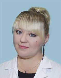 Клюкина Лариса Андреевна