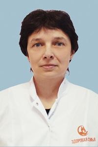 Щербакова Анна Валерьевна
