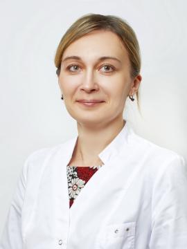 Зайчикова Екатерина Сергеевна